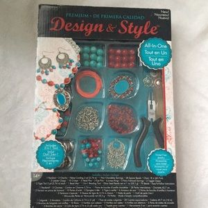 All in one Jewelry making kit Design and Style NEW
